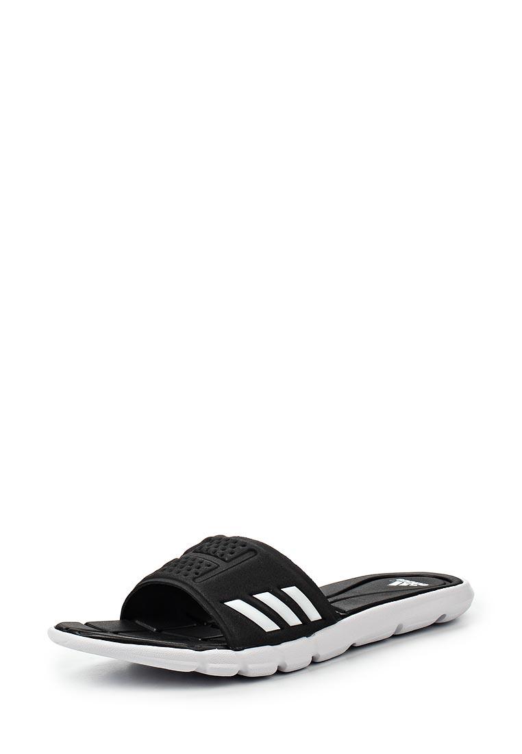 Женские сланцы Adidas (Адидас) BB4558