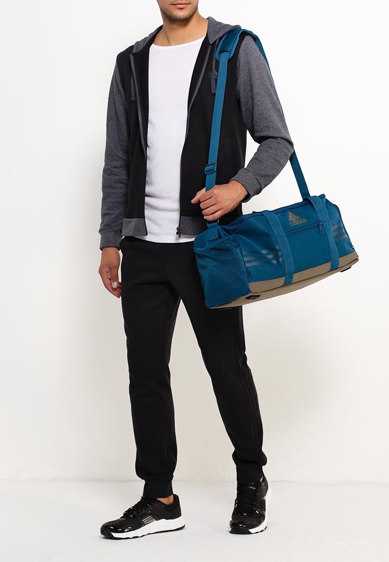 Спортивная сумка Adidas Performance (Адидас Перфоманс) BR5137: изображение 4