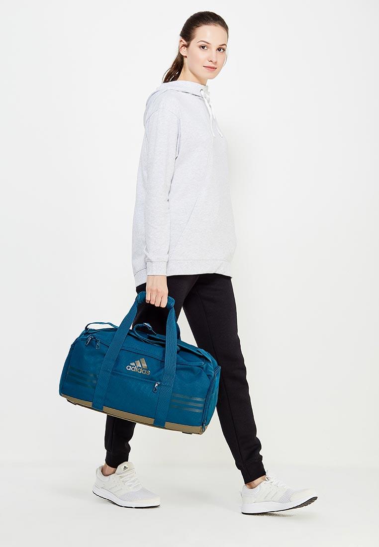 Спортивная сумка Adidas Performance (Адидас Перфоманс) BR5137: изображение 5