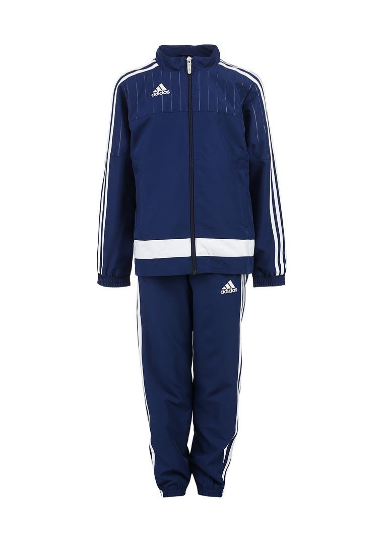 Спортивный костюм Adidas Performance (Адидас Перфоманс) S22279: изображение 1