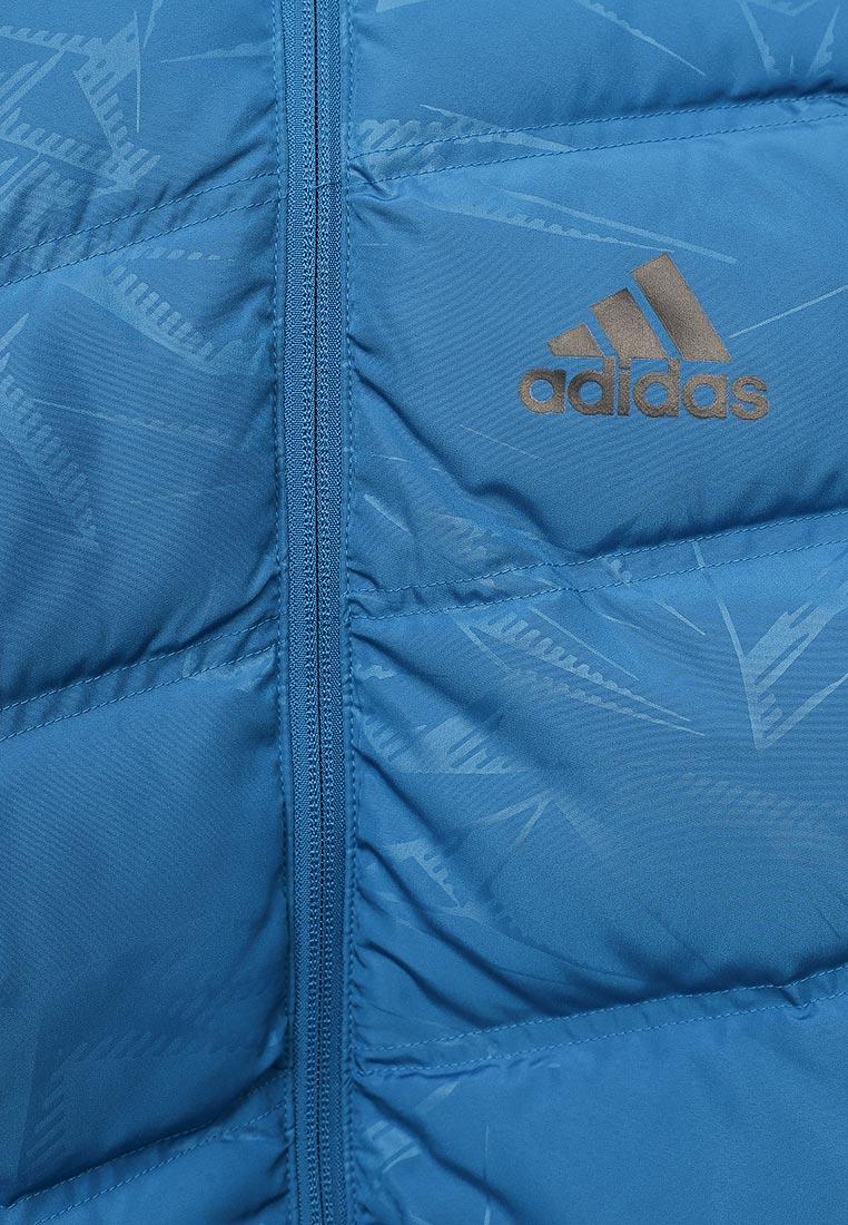 Пуховик Adidas Performance (Адидас Перфоманс) AY6812: изображение 6