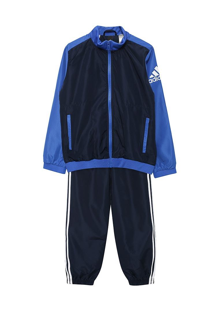 Спортивный костюм Adidas Performance (Адидас Перфоманс) BQ3012