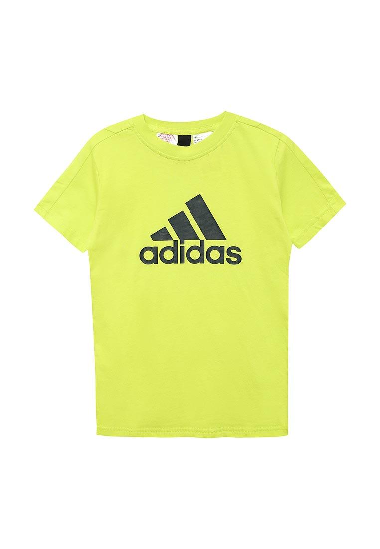 Футболка Adidas Performance (Адидас Перфоманс) CE8769