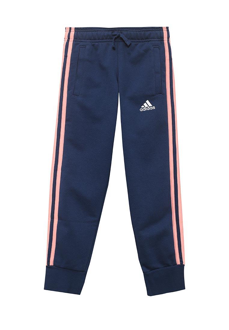 Спортивные брюки для девочек Adidas Performance (Адидас Перфоманс) BS2100
