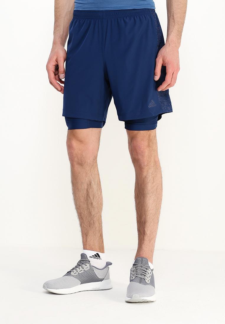 Мужские спортивные шорты Adidas (Адидас) AZ2995