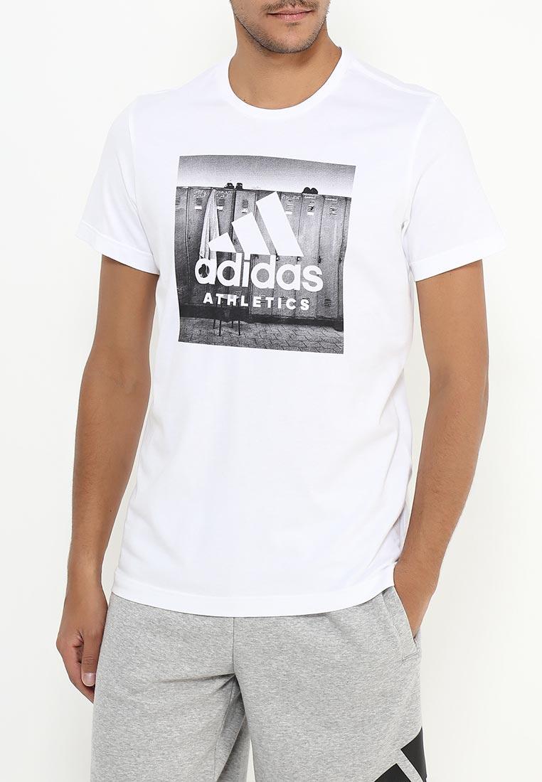 Спортивная футболка Adidas (Адидас) BK2793