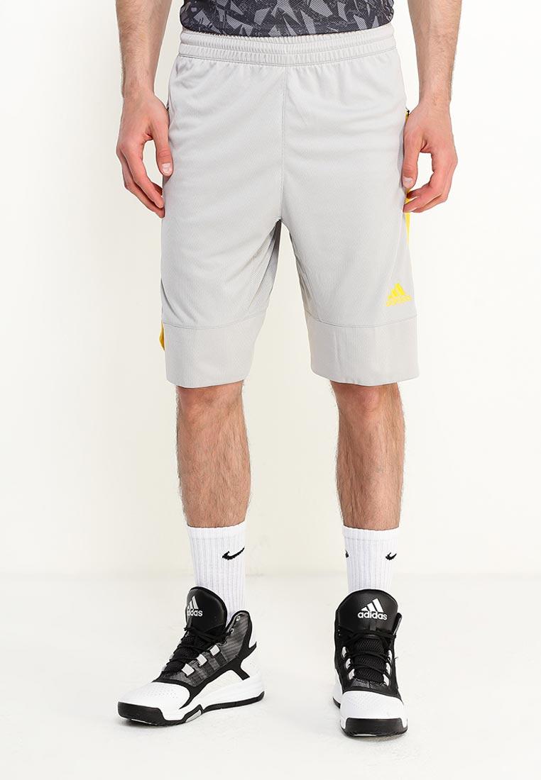 Мужские повседневные шорты Adidas (Адидас) BQ9979