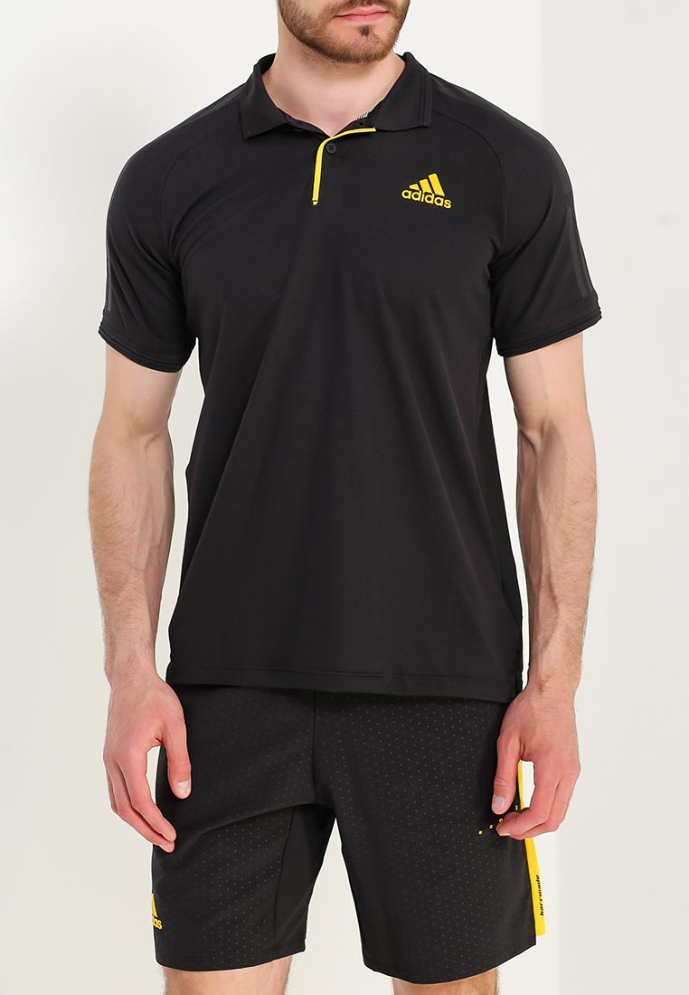 Мужские поло Adidas (Адидас) CG2357