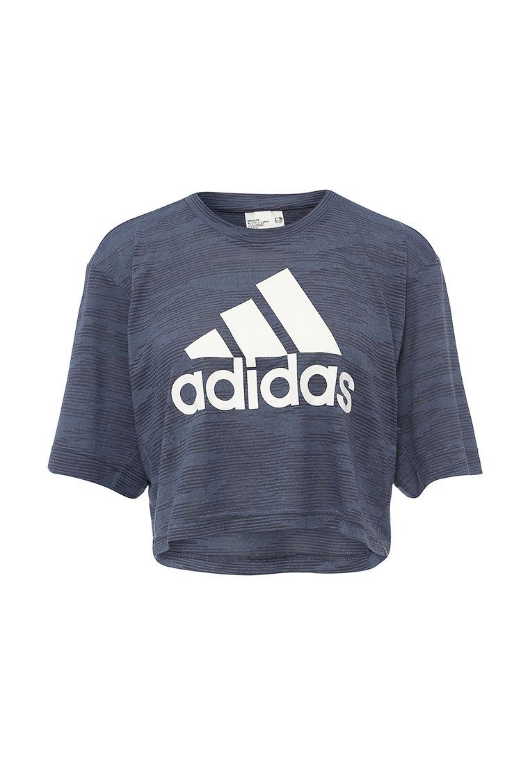 Спортивная футболка Adidas (Адидас) BK2696
