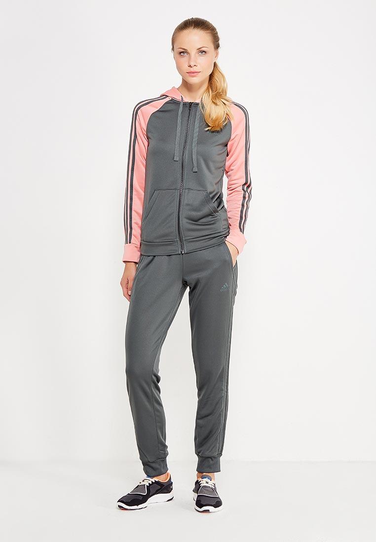 Спортивный костюм Adidas Performance (Адидас Перфоманс) BQ8395