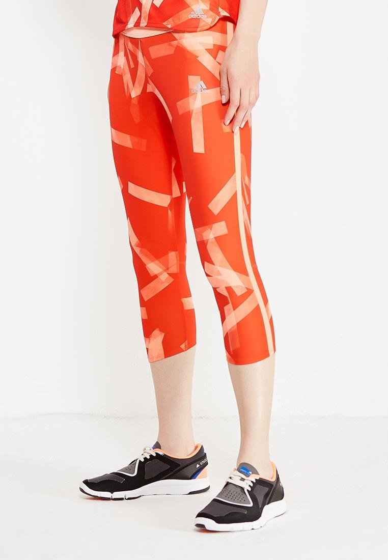 Женские спортивные брюки Adidas Performance (Адидас Перфоманс) BS2721