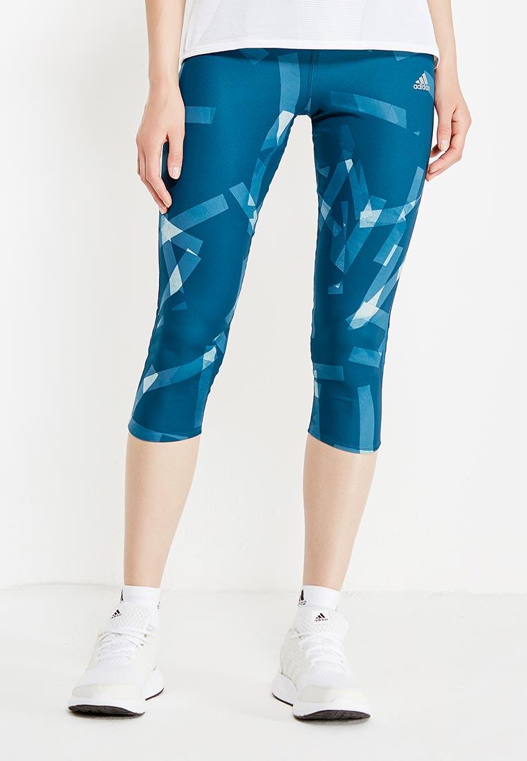 Женские спортивные брюки Adidas Performance (Адидас Перфоманс) BS2723