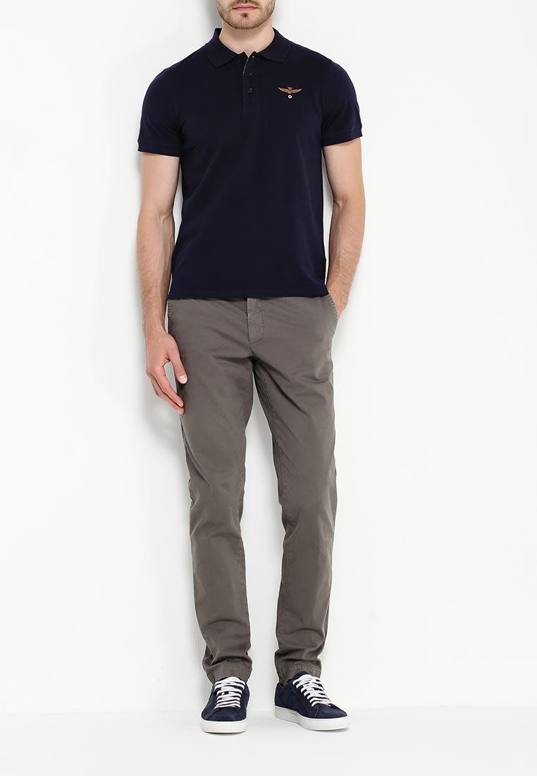 Мужские повседневные брюки Aeronautica Militare pa1160ct1403: изображение 6