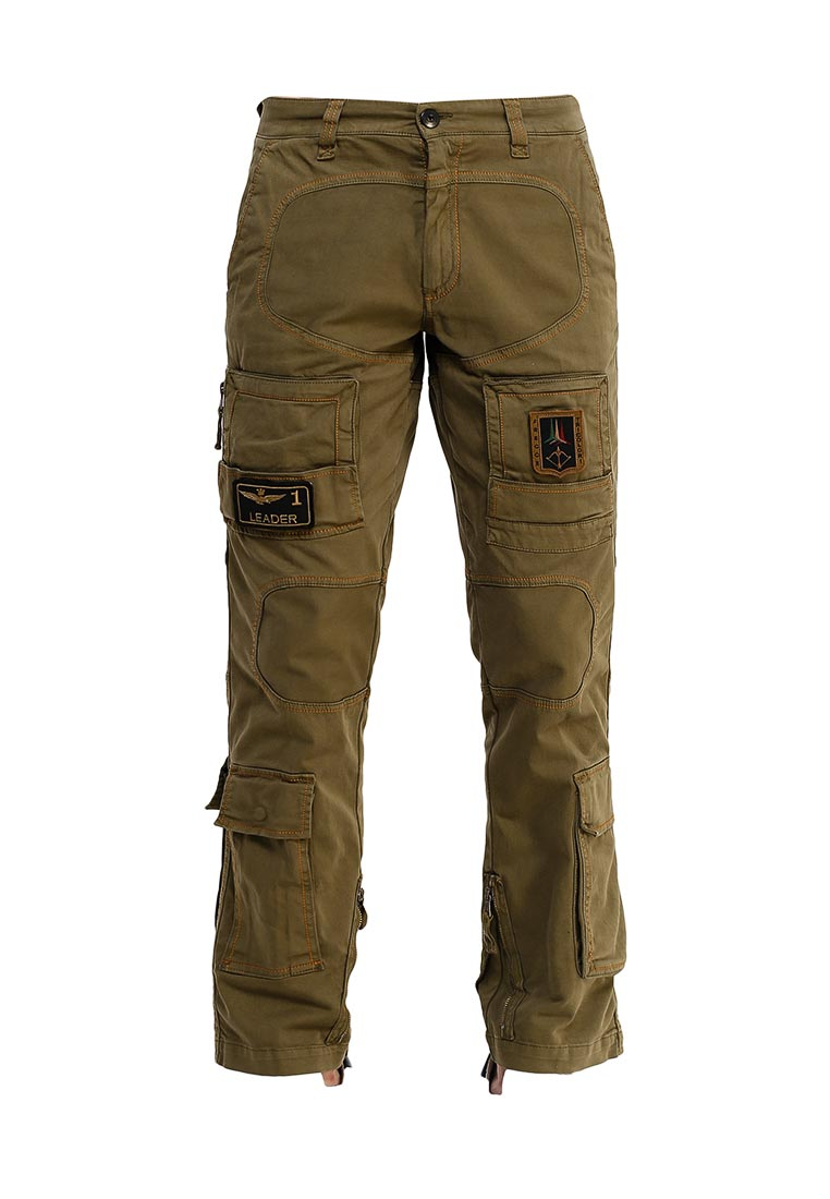 Мужские брюки Aeronautica Militare PA939CT83