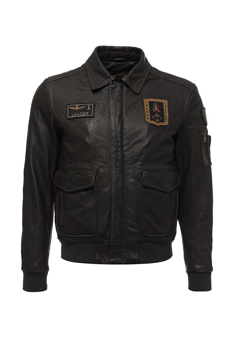 Кожаная куртка Aeronautica Militare PN8951974