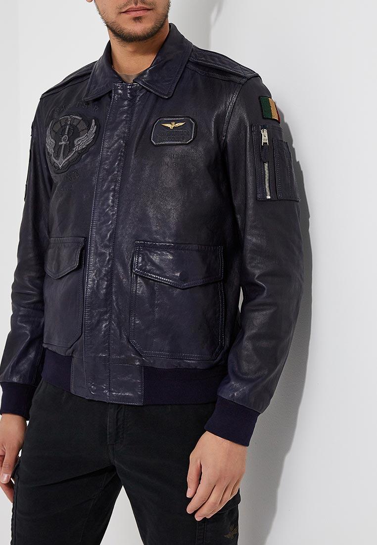 Кожаная куртка Aeronautica Militare PN4031807