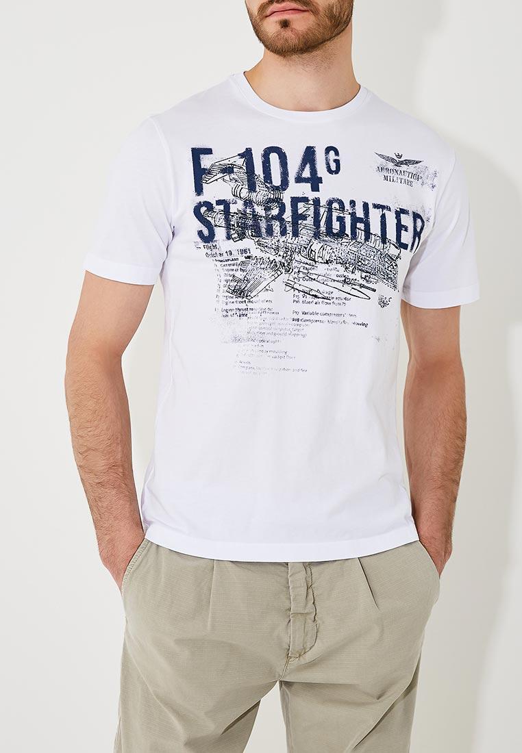 Футболка Aeronautica Militare TS1513J292