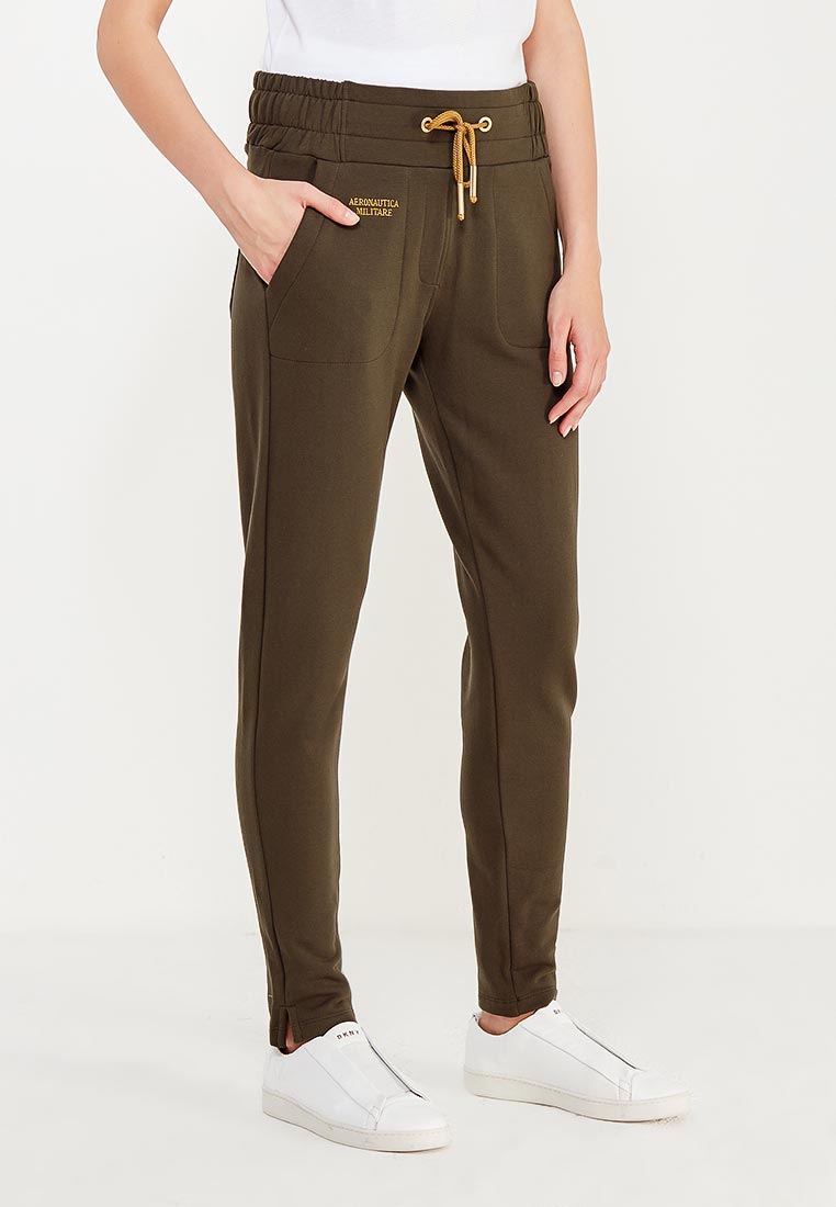 Женские спортивные брюки Aeronautica Militare PF662DF336