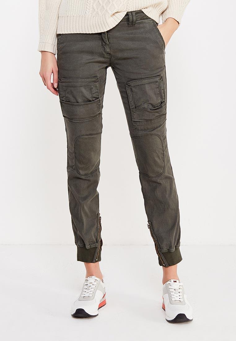 Женские зауженные брюки Aeronautica Militare PA1267DCT2177