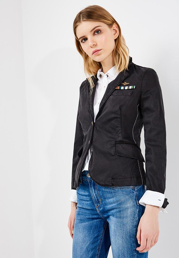 Джинсовая куртка Aeronautica Militare AB1641DCT2270