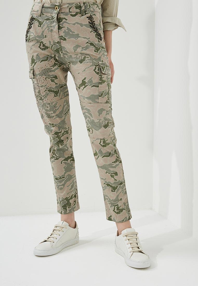 Женские зауженные брюки Aeronautica Militare PA1297DCT2309