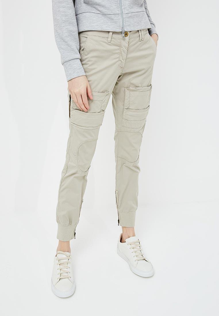 Женские зауженные брюки Aeronautica Militare PA1296DCT2090