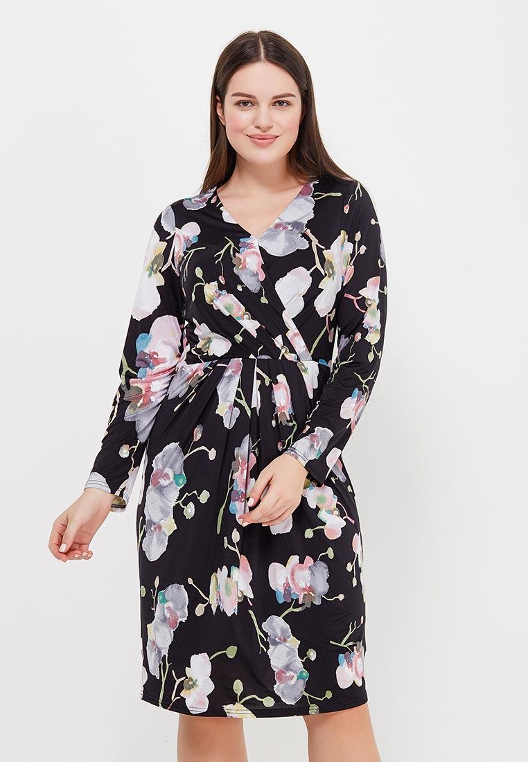 Вязаное платье Aelite 10167/PBGN