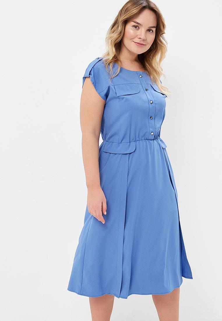 Платье-миди Aelite 101201/SGO
