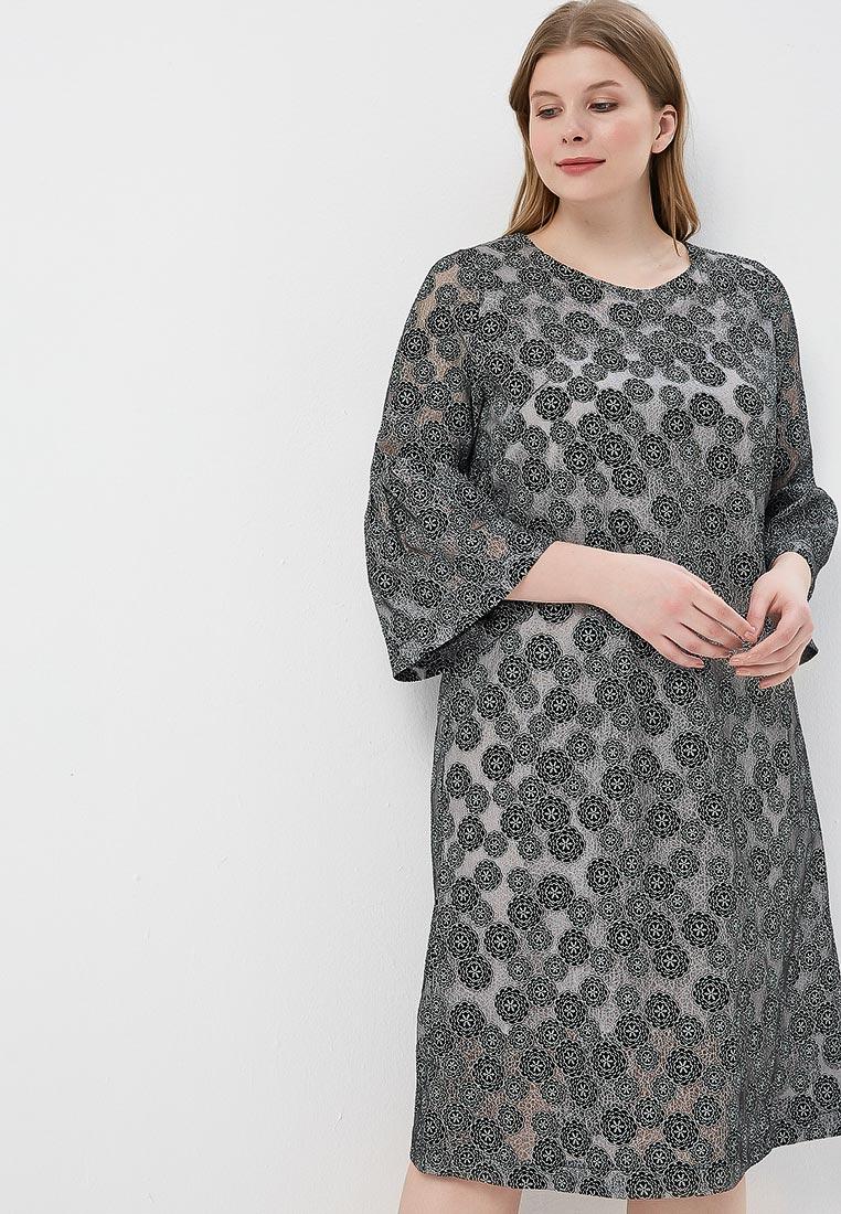 Платье-миди Aelite 11246/BKBG