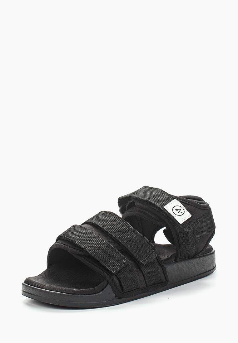 Мужские сандалии Affex 46-CLF-BLK-M