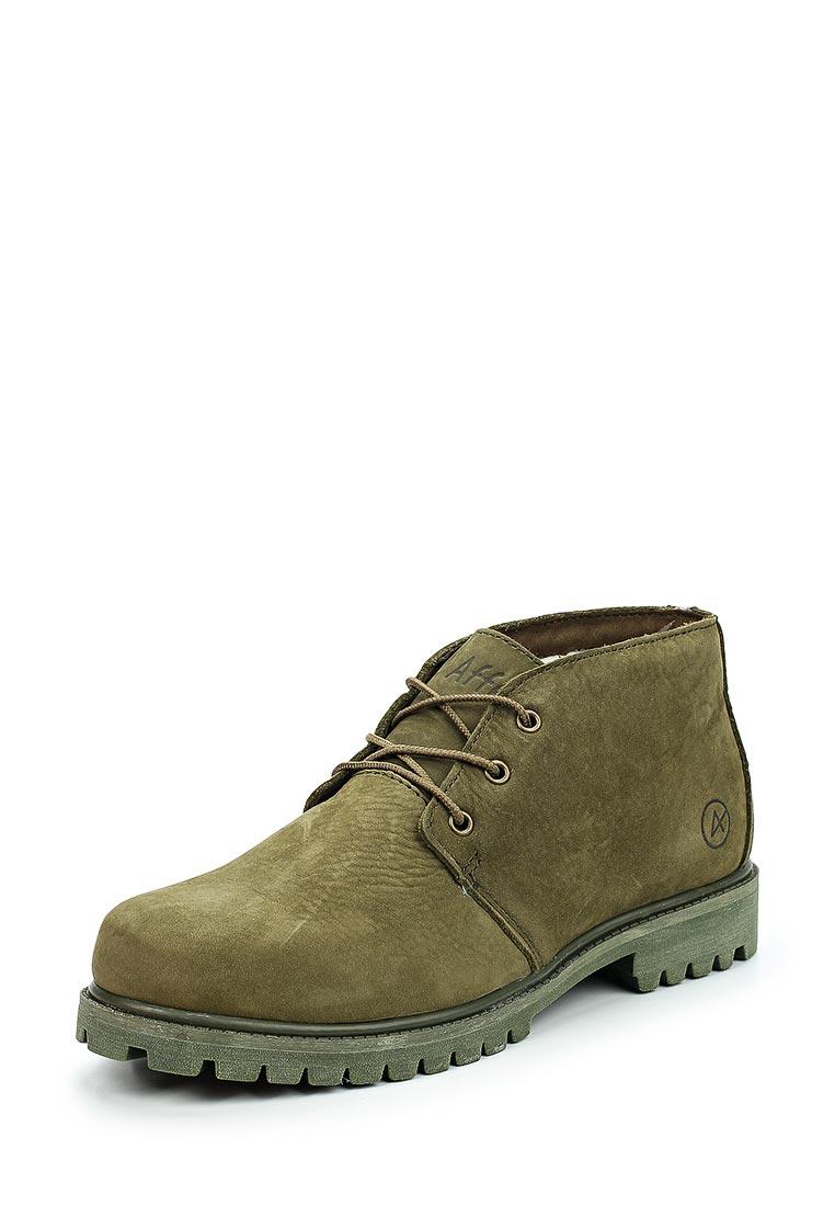 Мужские ботинки Affex 28-TBT-OLV-M