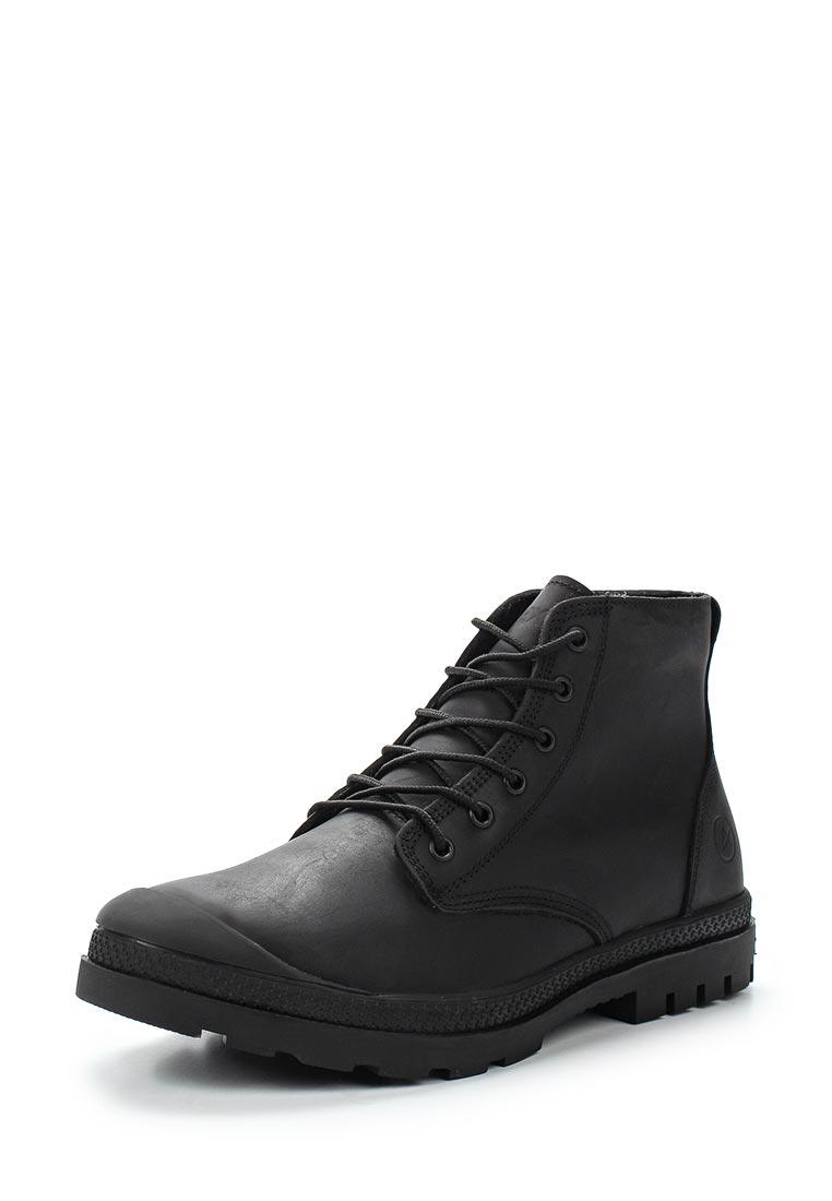 Мужские ботинки Affex 35-BKL-BLK-M