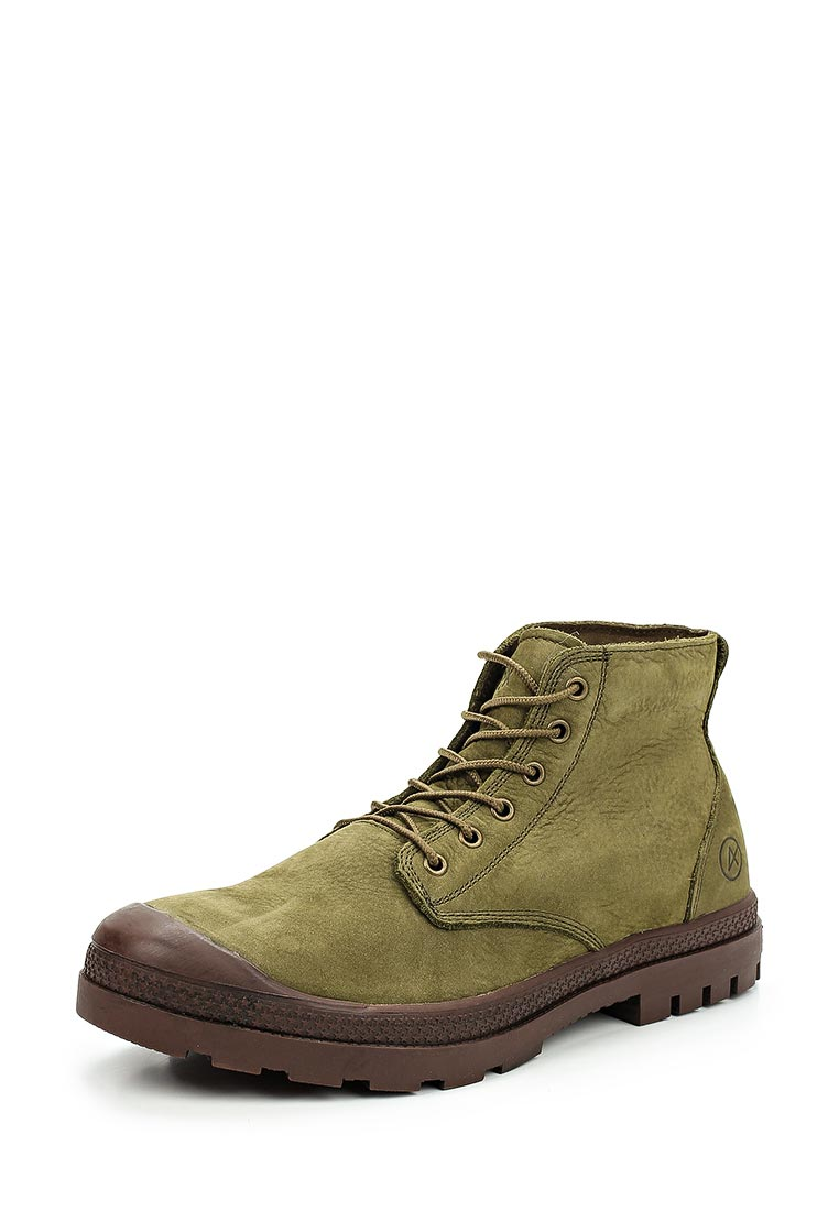 Мужские ботинки Affex 35-BKL-OLV-M