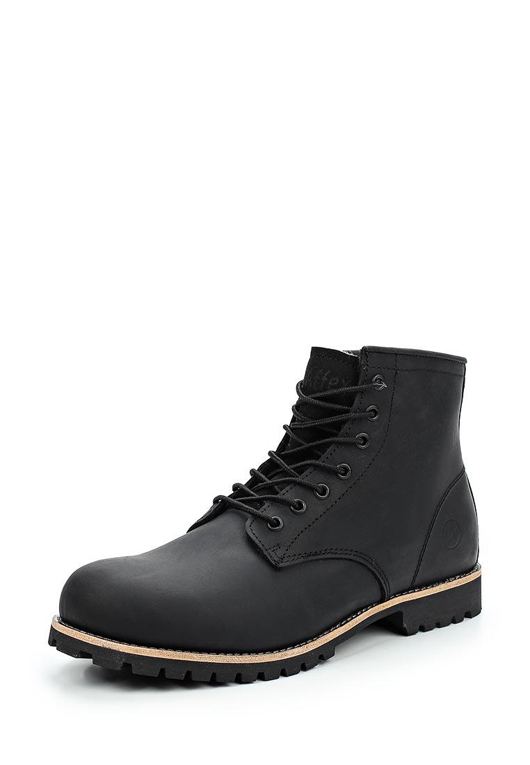 Мужские ботинки Affex 37-MSK-BLK-M