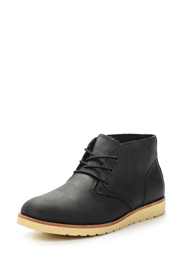 Мужские ботинки Affex 40-STP-BLK-M