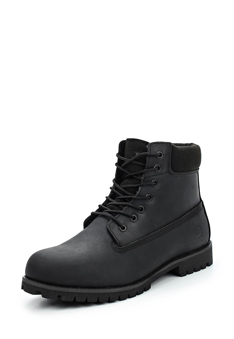 Мужские ботинки Affex 41-NWK-BLK-M