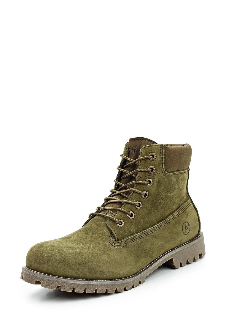 Мужские ботинки Affex 41-NWK-OLV-M