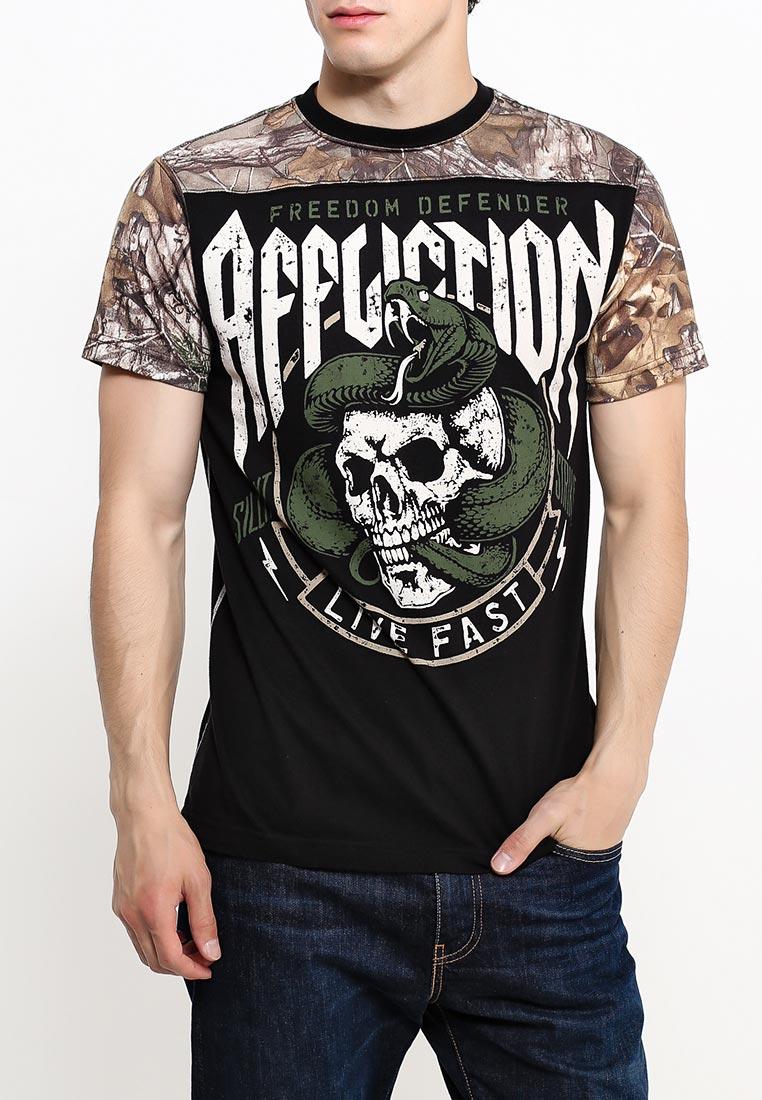 Спортивная футболка Affliction (Аффликшн) A14211