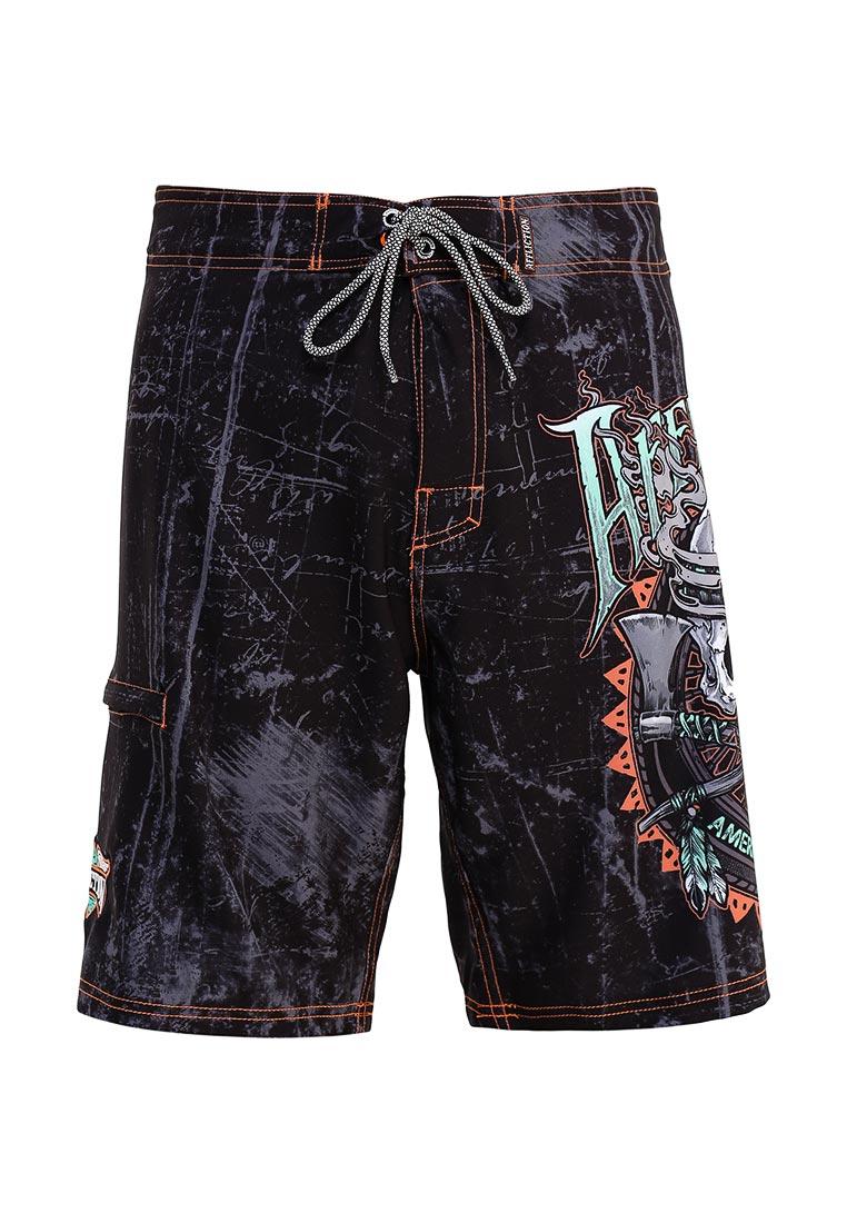 Мужские шорты для плавания Affliction (Аффликшн) 101BS140