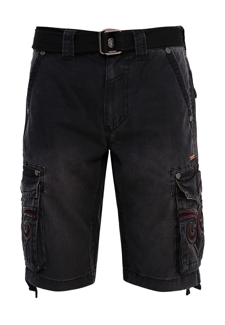 Мужские повседневные шорты Affliction (Аффликшн) 110WS128