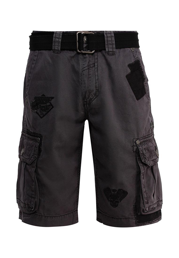 Мужские повседневные шорты Affliction (Аффликшн) 110WS131