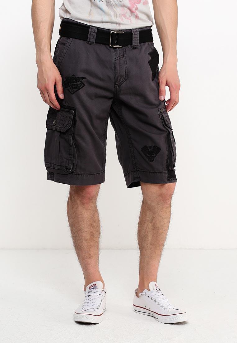 Мужские шорты Affliction (Аффликшн) 110WS131