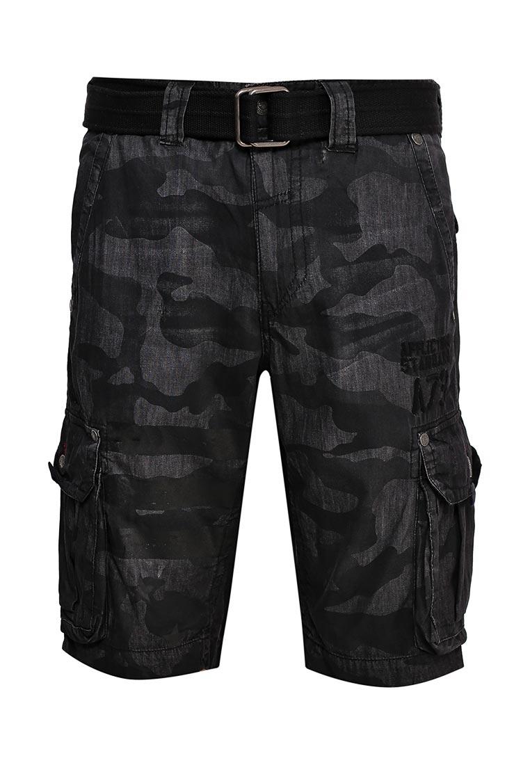 Мужские повседневные шорты Affliction (Аффликшн) 110WS132