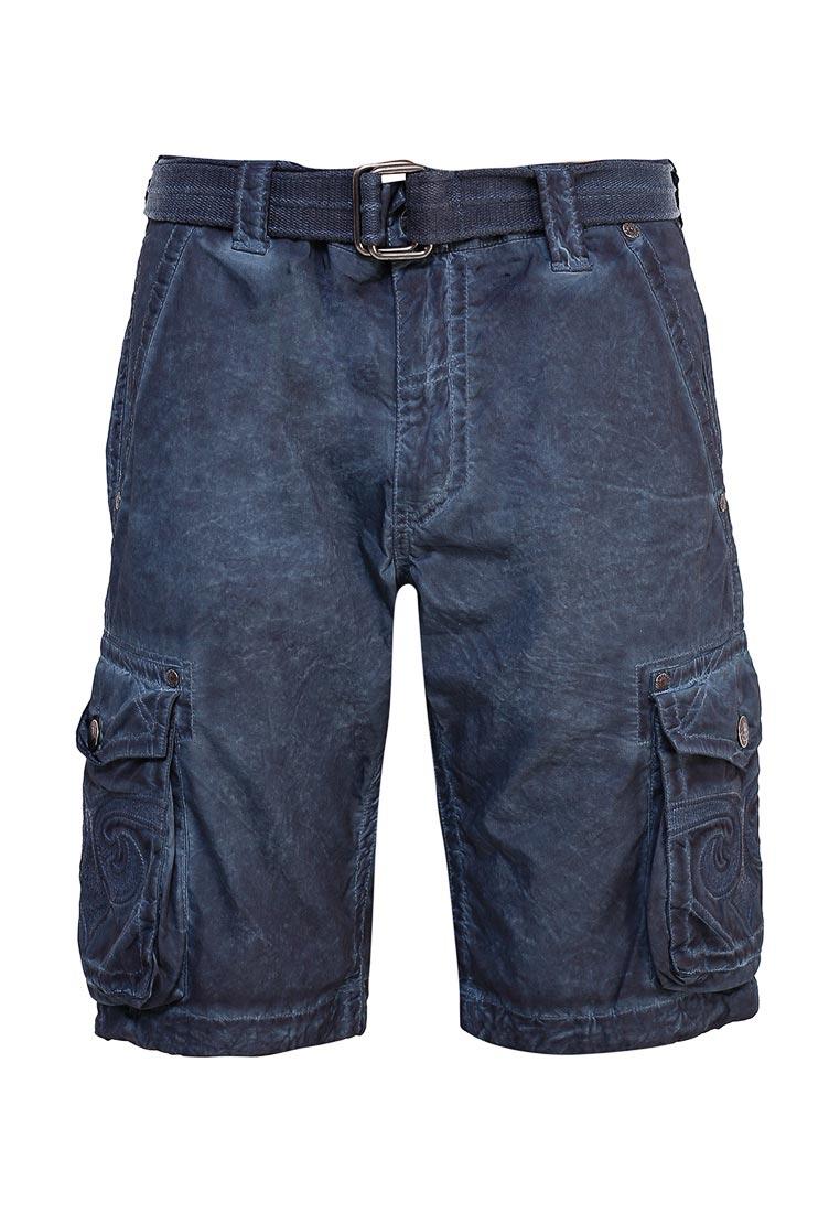 Мужские повседневные шорты Affliction (Аффликшн) 110WS146