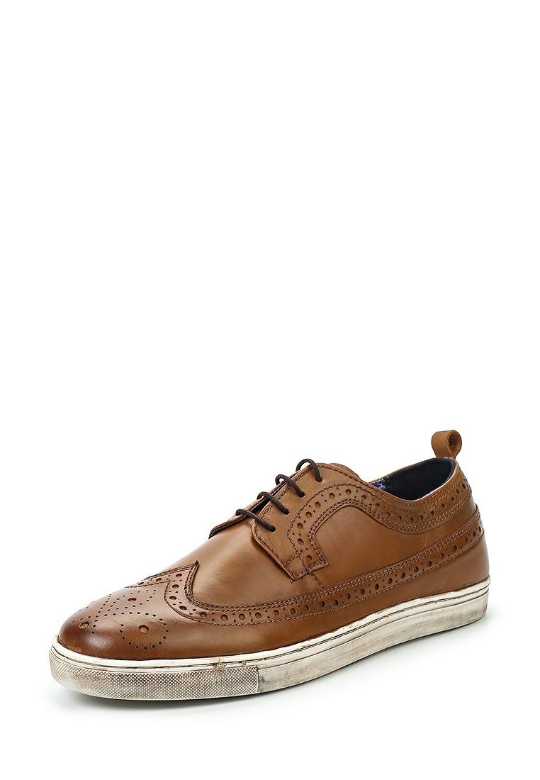 Мужские ботинки Airbox (Эйрбокс) 135934 tan