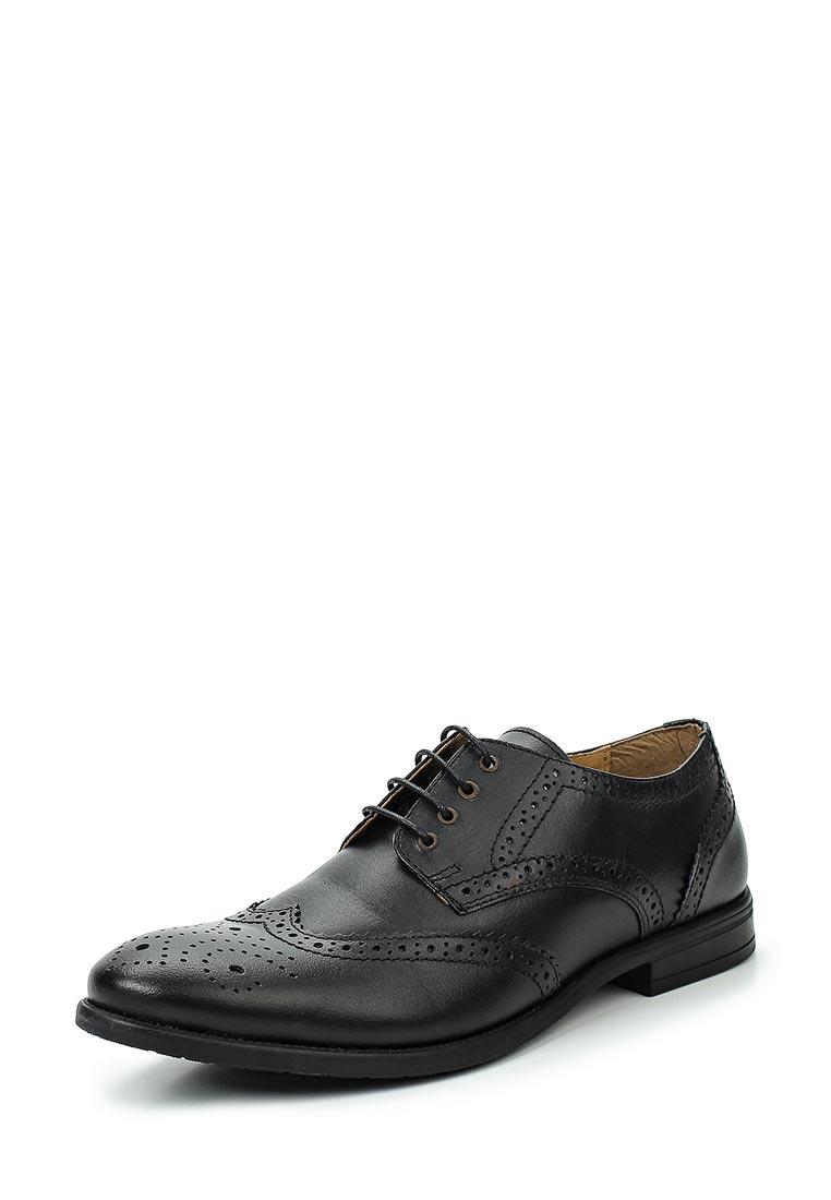 Мужские туфли Airbox (Эйрбокс) 135937 Black