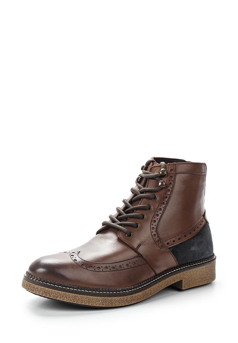 Мужские ботинки Airbox (Эйрбокс) 136338  BROWN
