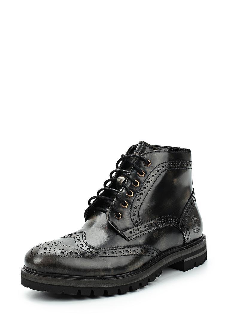 Мужские ботинки Airbox (Эйрбокс) 136286 Asphalt