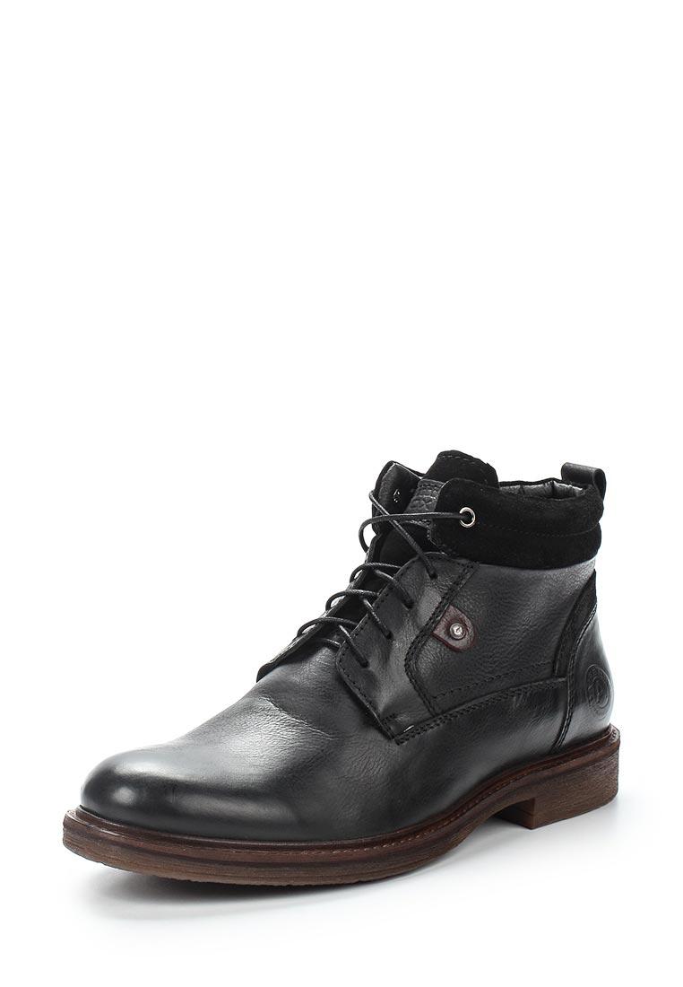 Мужские ботинки Airbox (Эйрбокс) 136292  Black
