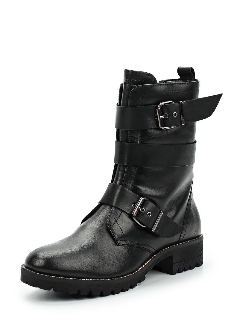 Женские ботинки Airbox (Эйрбокс) 136238 Black
